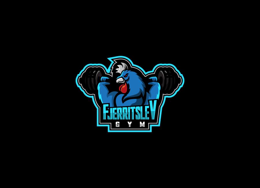 Fjerritsle Gym logo