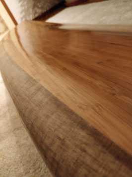 WAU eco surfboard rails