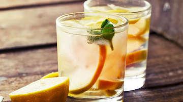 Icy Hot Lemonade
