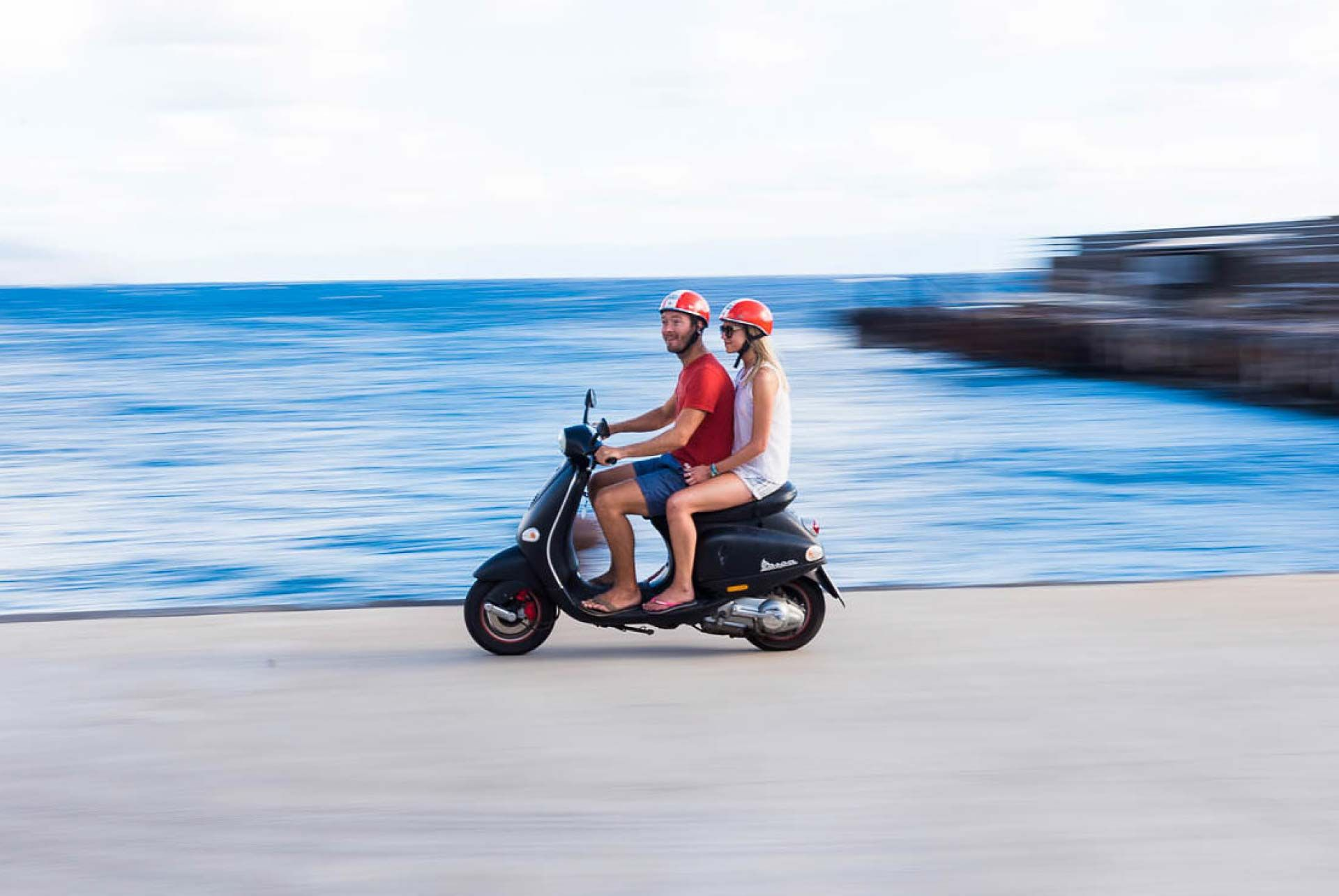 Scooter Hire Italy
