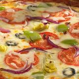 Veggie-Riffic Pizza