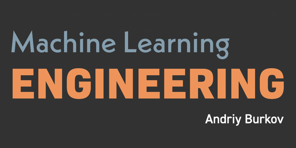 featured image thumbnail for post Machine learning engineering book