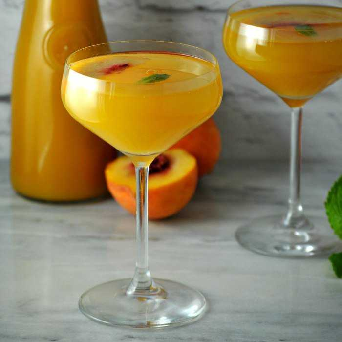 Valencia Cocktail Cocktail