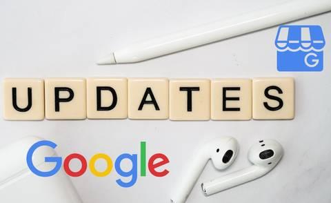 Nieuwe updates van Google MyBusiness voor Cars! (GMB)