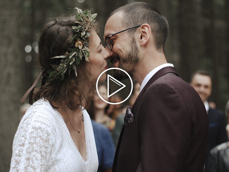 Lucie a Honza svatební video