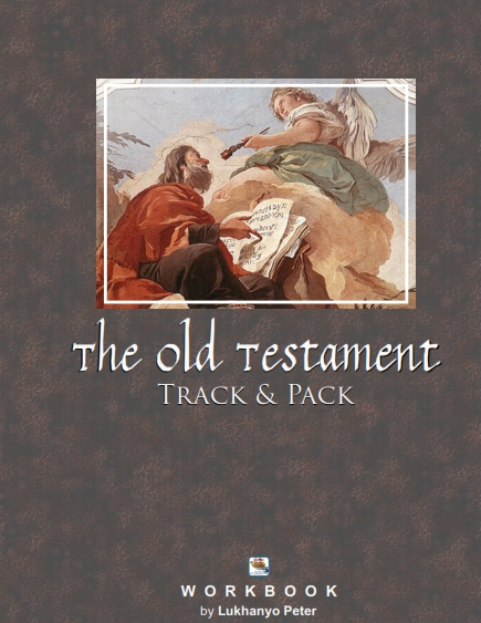 book cover: The Old Testament Track and Pack