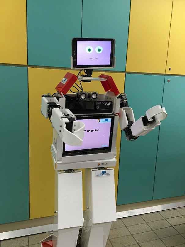 RoboCoach Xian