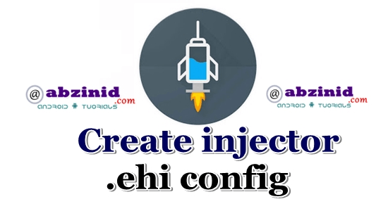 How to create http injector ehi config file that works perfectly