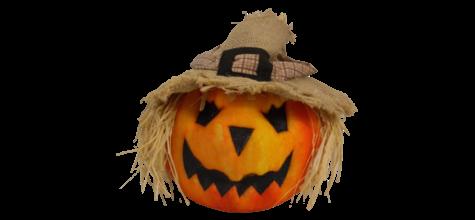Scarecrow Pumpkin photo