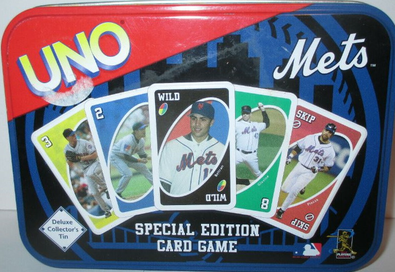 New York Mets Uno (2005)