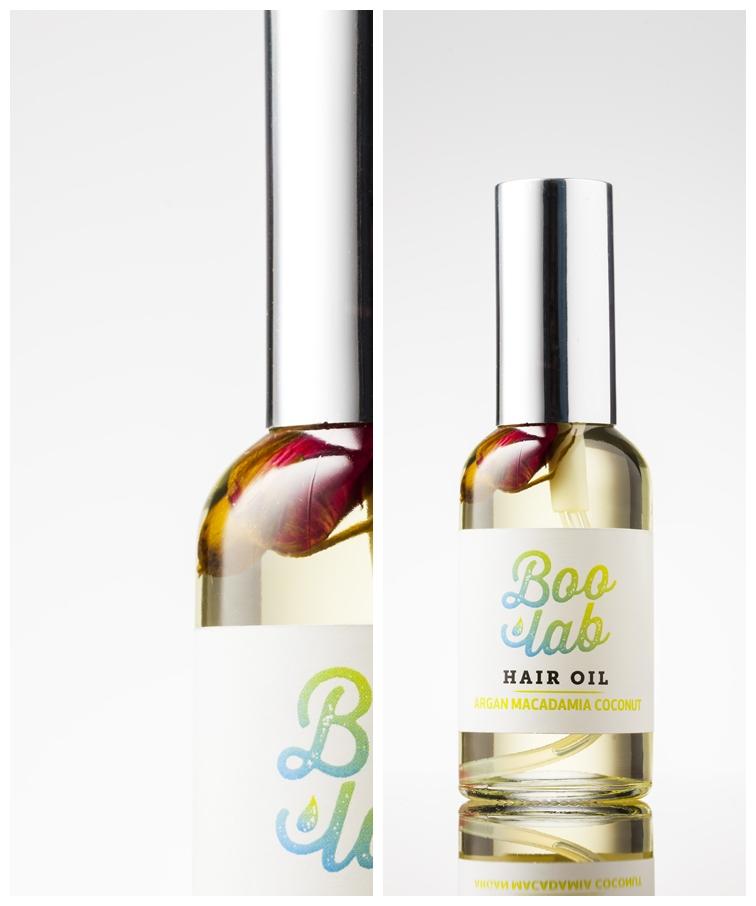 Boolab ulje za kosu u originalnoj ambalaži.