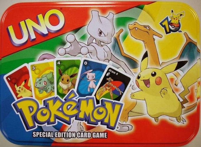 Pokemon Uno (2006)