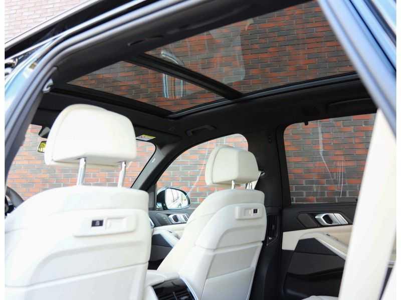 BMW X5 M50i X-Drive *Head-Up*Trekhaak*Laser* afbeelding 22