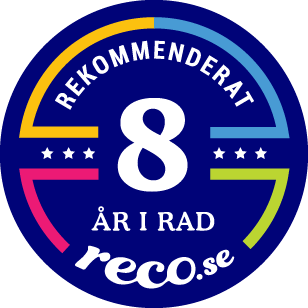 Reco Eight Years
