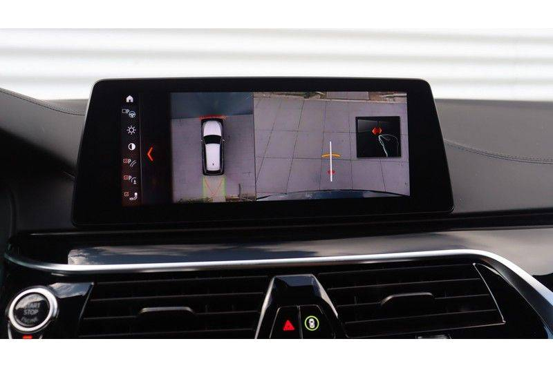 BMW 5 Serie Touring M550d xDrive High Executive Bowers & Wilkins, Head-Up Display, Soft-Close, Stoelventilatie afbeelding 21
