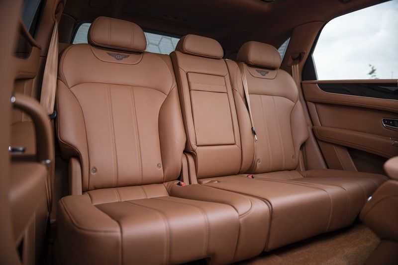 Bentley Bentayga 4.0 D (BTW AUTO) Elektrische trekhaak + Apple Carplay + Adaptive Cruise + Nachtzicht + Werkelijk in nieuwstaat afbeelding 22