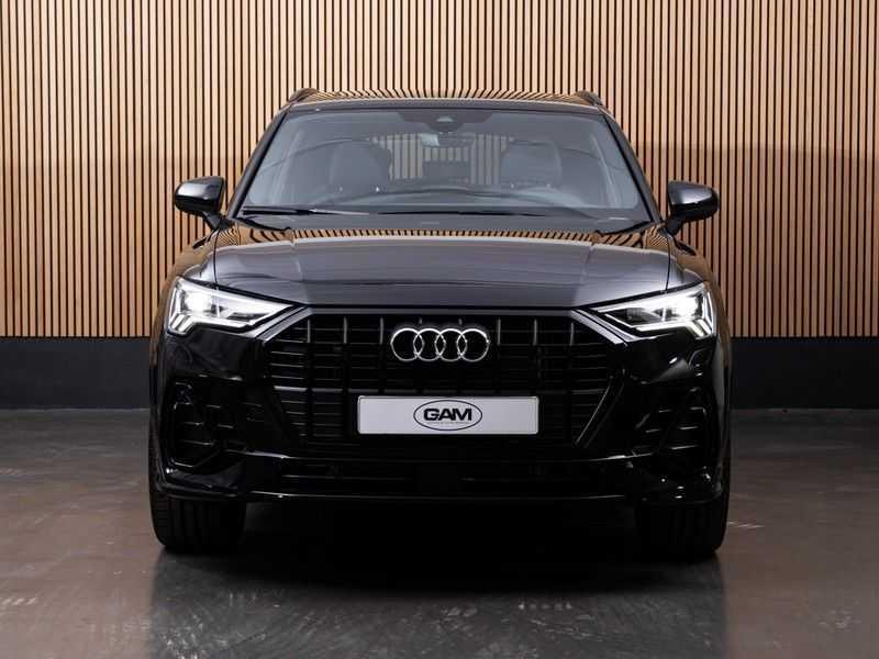 """Audi Q3 45 TFSI e S Edition 20"""", B&O, PANO, LED, B&O, S-LINE afbeelding 7"""