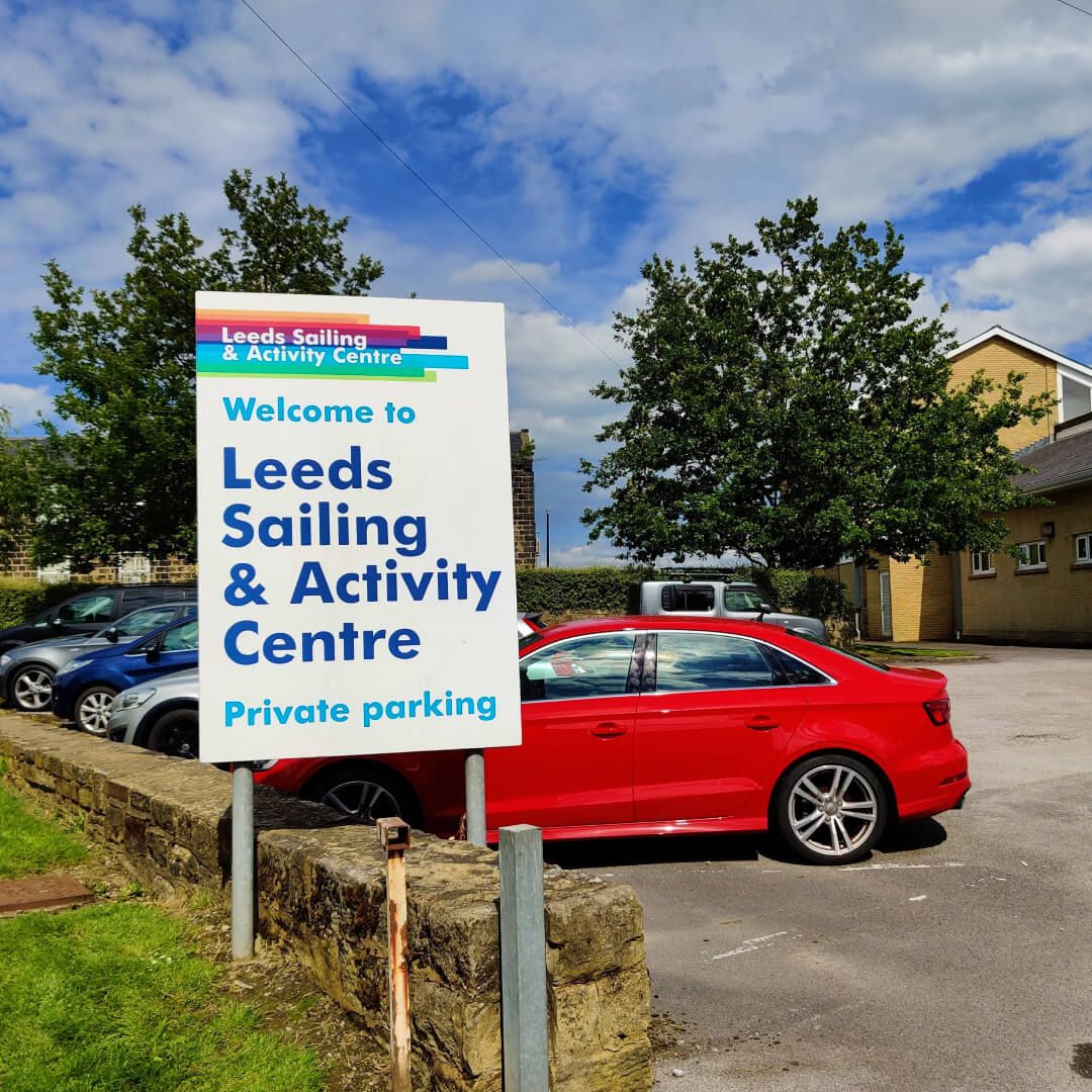 Yeadon Tarn Activity Centre and Sailing