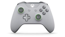 Xbox One Kablosuz Kumanda Gri/Yeşil