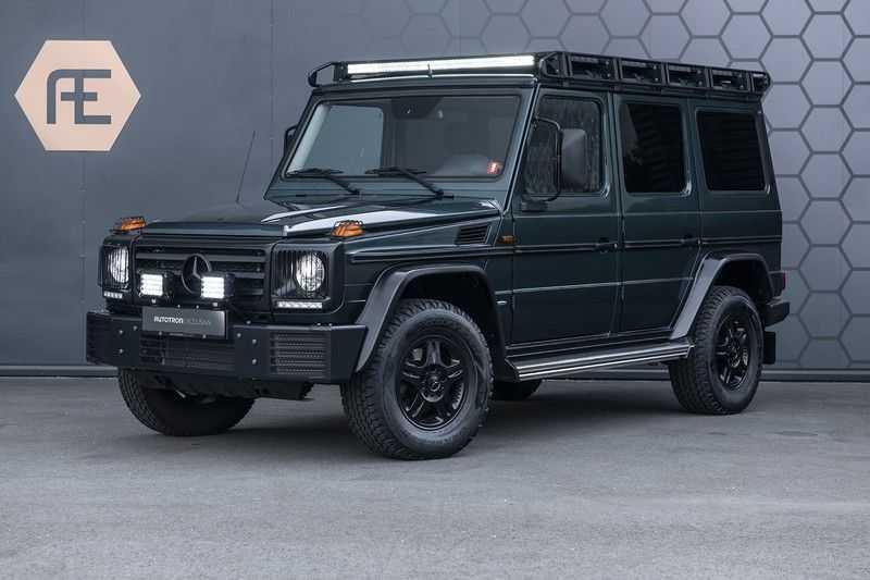 Mercedes-Benz G-Klasse 350 d Professional afbeelding 25