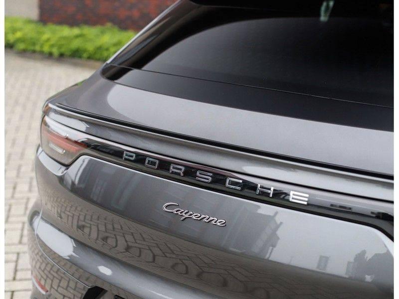 Porsche Cayenne Coupé 3.0 E-Hybrid *Sport Design*Pano*Soft-Close* afbeelding 8