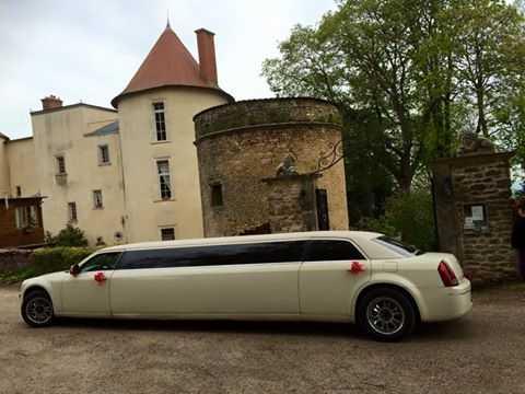 Limousine mariages nancy