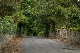 east of Port Saint Mary, Isle of Man, United Kingdom