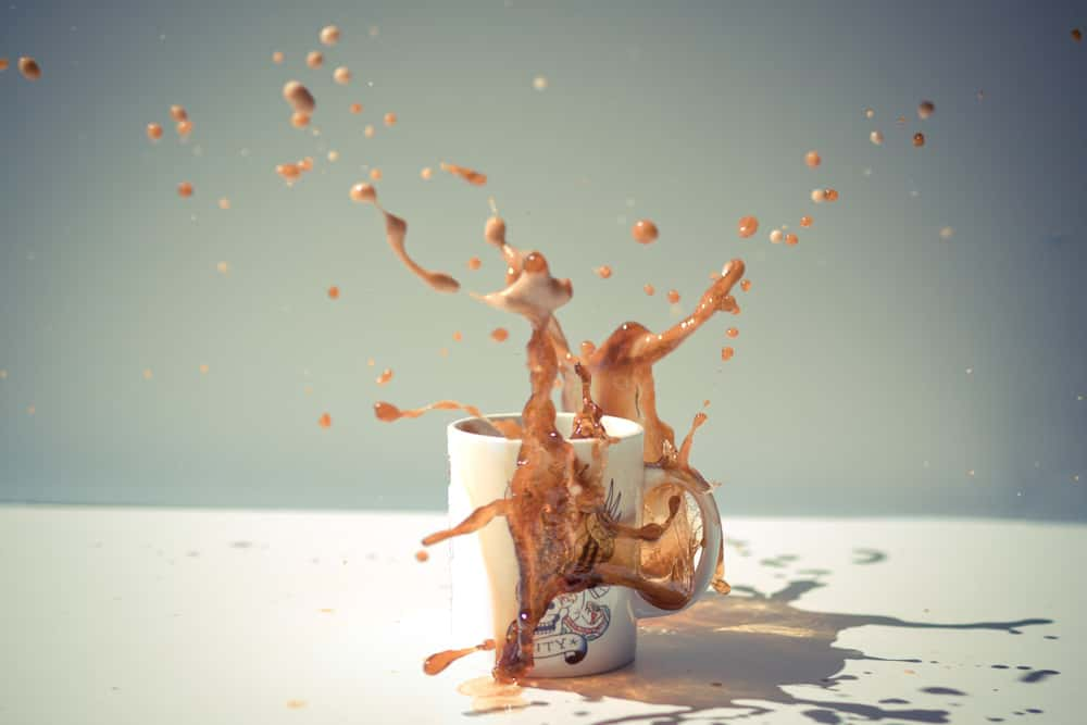 Coffee splash by dongga BS