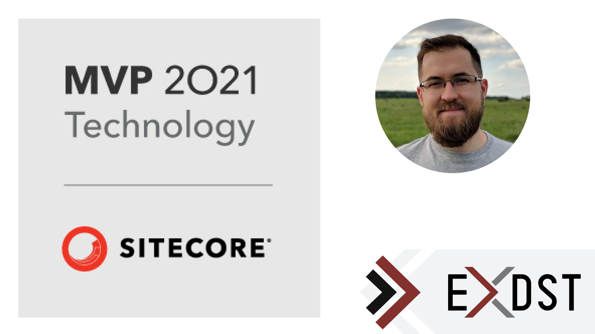 Cover Image for EXDST's Anton Tishchenko Named Sitecore Most Valuable Professional