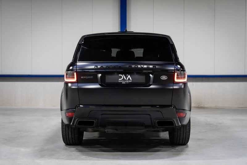 Land Rover Range Rover Sport 3.0 SDV6 HSE Dynamic BTW / ORG SatinBlack Matt / DEALER OND afbeelding 2