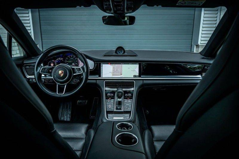 Porsche Panamera Sport Turismo 2.9 4 E-Hybrid, 462 PK, Sportuitlaat, Adapt. Cruise, Surround View, Night/Vision, Pano/Dak, Org. NL afbeelding 3