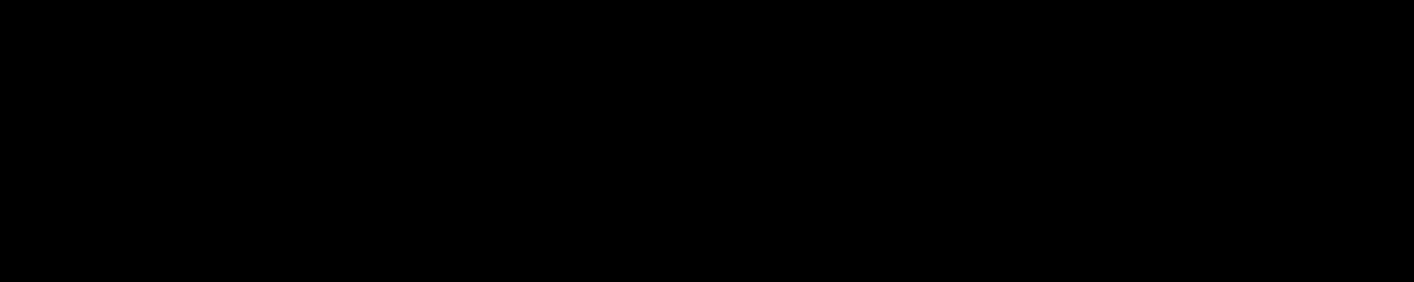 Sheekore monochrome black logo.