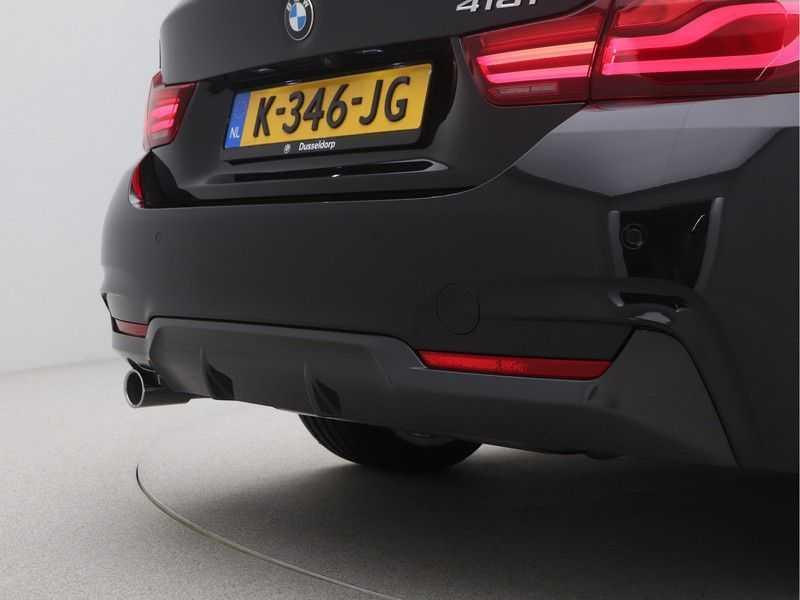 BMW 4 Serie Gran Coupé 418i High Executive M-Sport Automaat afbeelding 23