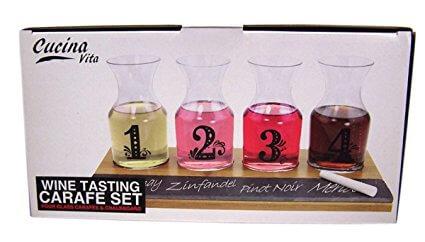 Max Sales Wine Tasting Carafe Set