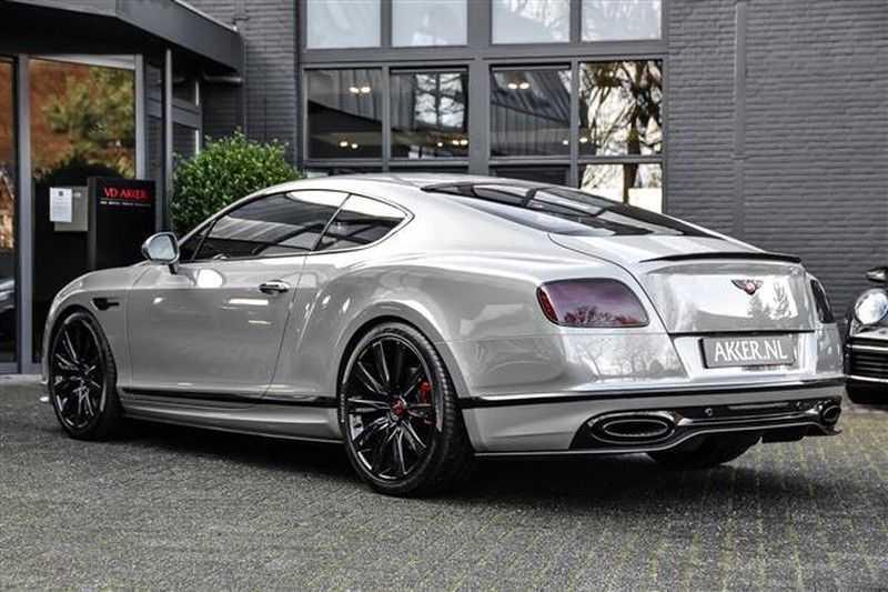 Bentley Continental GT SPEED SUPERSPORTS LOOK CARBON (635 PK) afbeelding 16