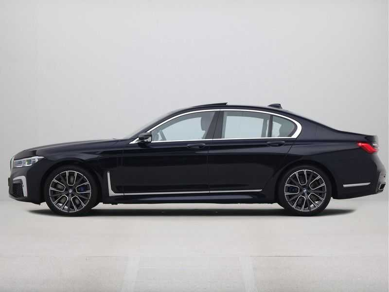BMW 7 Serie 745e High Executive M-Sport Automaat afbeelding 23