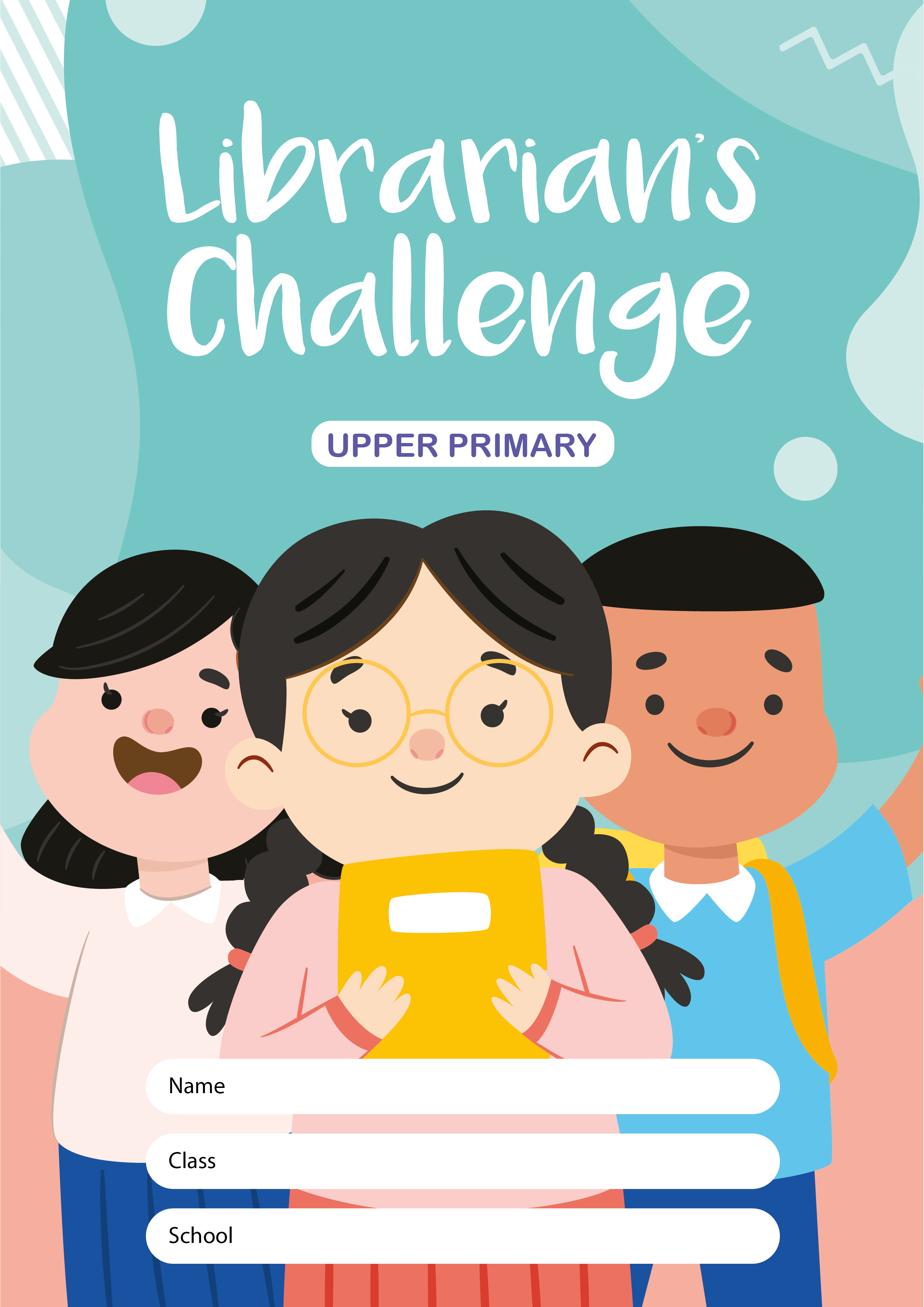Upper Primary Librarian's Challenge 2021