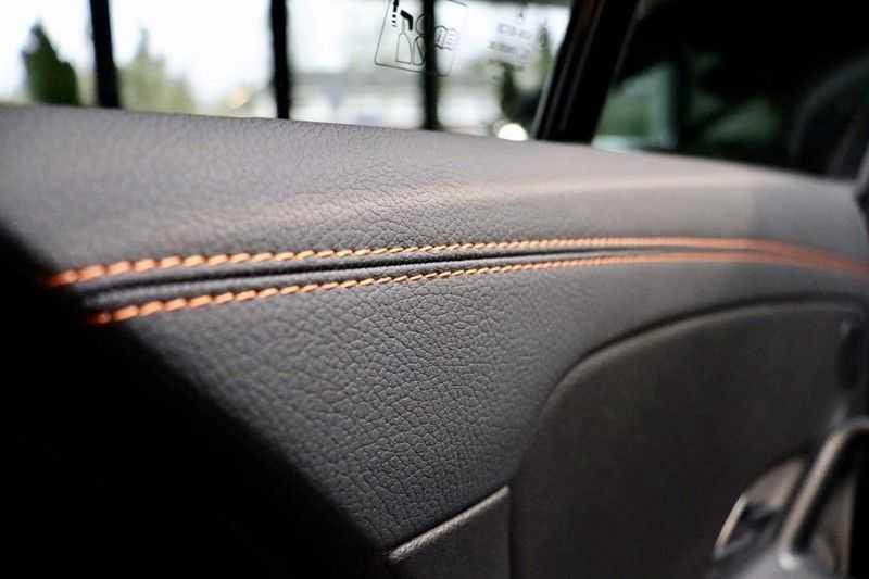 Mercedes-Benz CLA-Klasse 200 AMG Orange Edition PANO|Burmester|360cam|Sfeer afbeelding 10