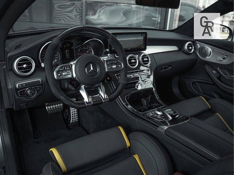 Mercedes-Benz C-Klasse C63 S AMG-klasse 63 AMG S afbeelding 13