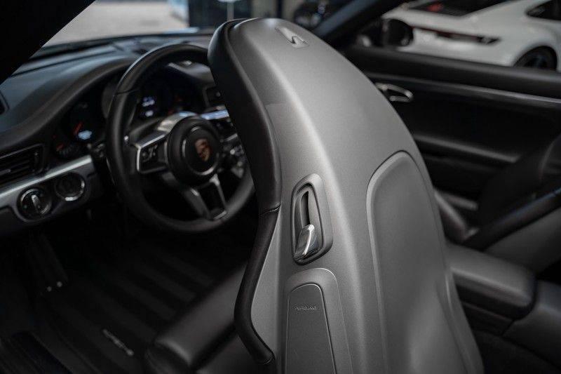 Porsche 911 3.0 Targa 4S Bose Stoelventilatie Sportuitlaat Sportchrono afbeelding 18
