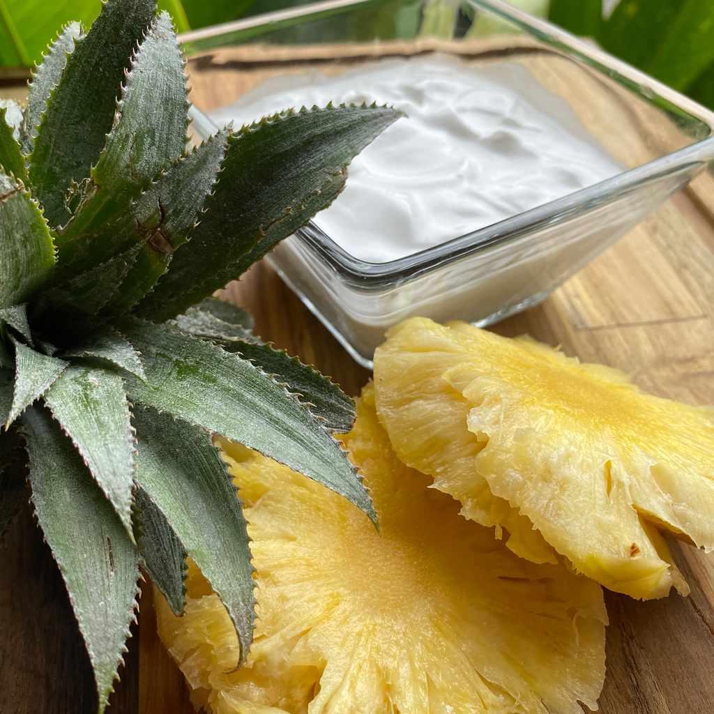 smoothies: pineapple smoothie