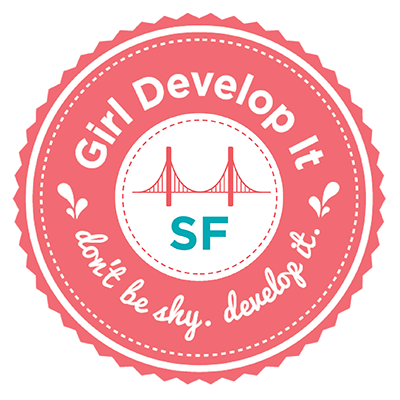 Girl Develop It SF logo