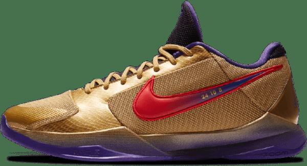 Nike x Undefeated Kobe 5 Protro