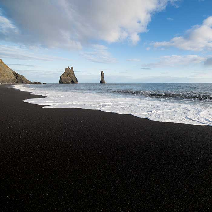 London Photography: Reynisfjara, Vik, Iceland