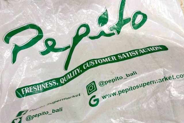 Magic Green - Bali Plastic Bags Ban