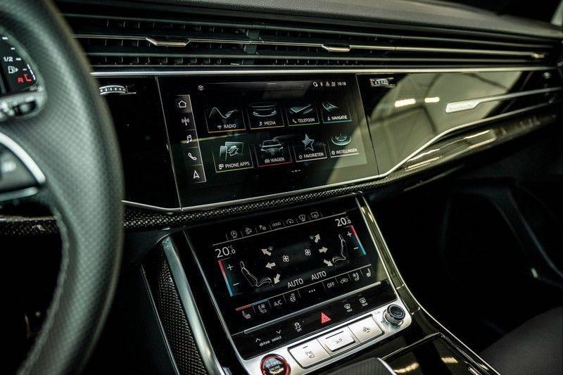 Audi SQ8 4.0 TFSI quattro | Bang & Olufsen | HUD | Leder valcona met ruit | Stoel massage | Alcantara | Nachtzicht | PANO | afbeelding 21