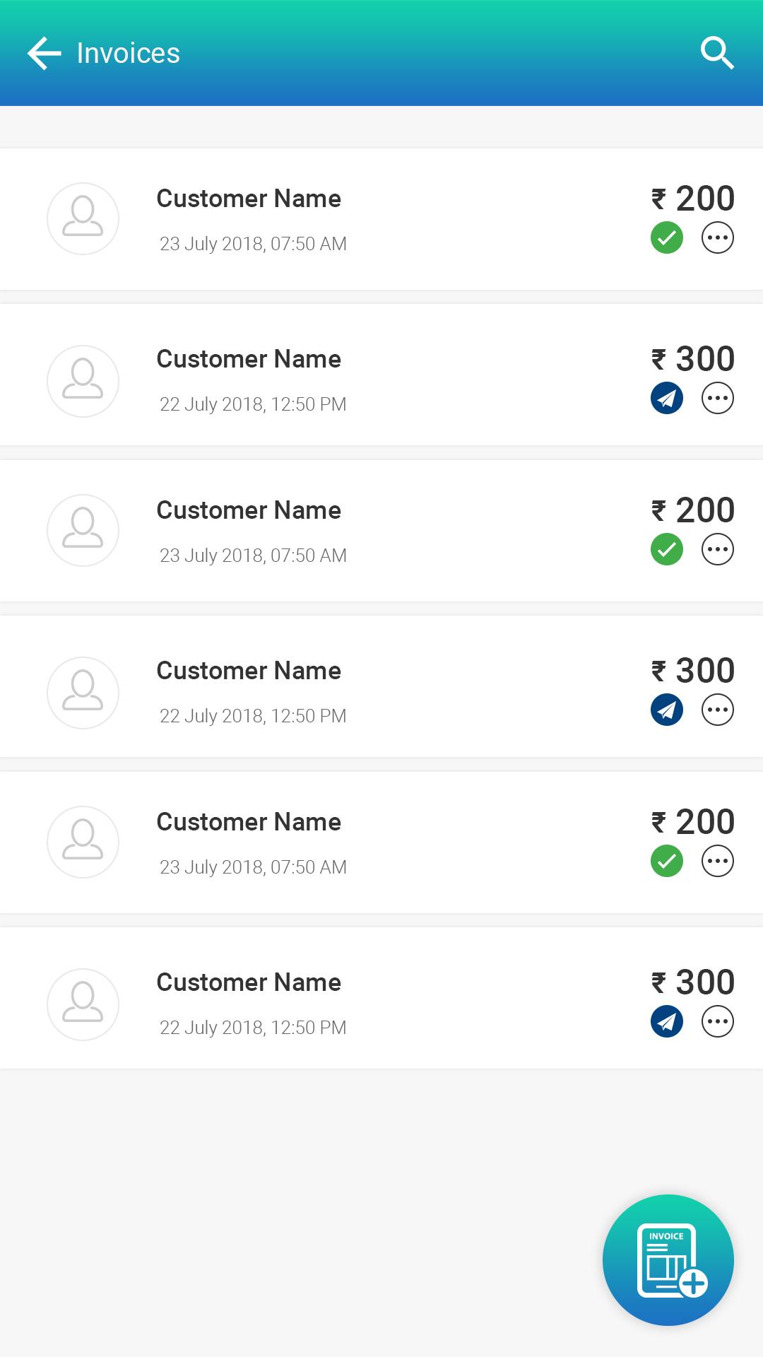 Wizpay Mobile banking, ewallet, POS, inventory management app Screenshot 8