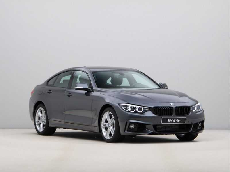 BMW 4 Serie Gran Coupé 418i M Sport Corporate Lease afbeelding 8