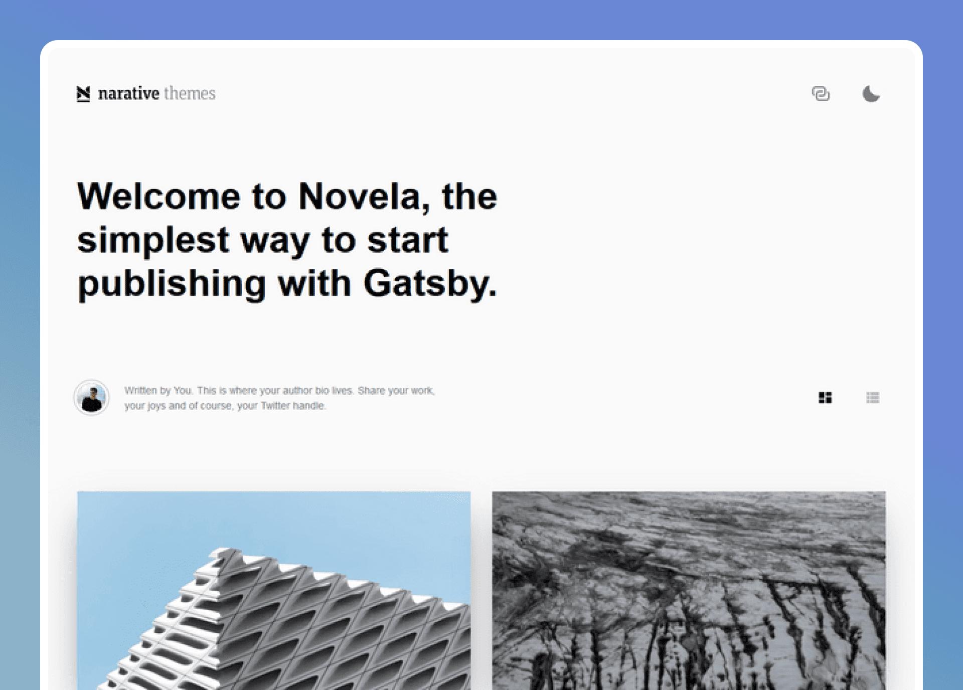 Novela- cover