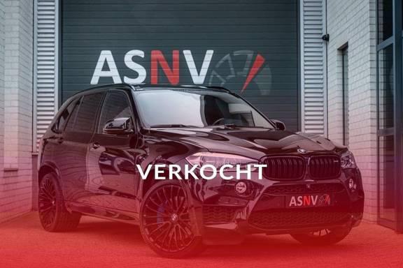 BMW X5 M, 575 PK, Pano/Dak, Leder Merino, Head/Up, Keyless, Soft/Close, Harman/Kardon, Surround View, LED, 22'' Breyton RS, 2016!!